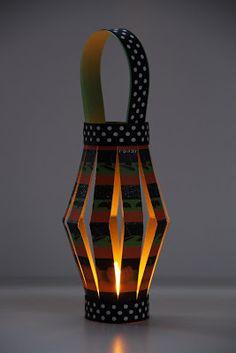 Martha Stewart Crafts Lantern and Ornament Template…..Happy Halloween!
