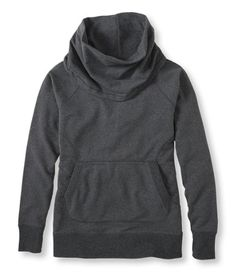 Ll bean You'll love the comfort you feel each and every time you slip on this pullover. The coziness comes from an ultrasoft fabric, brushed on both sides for complete comfort and warmth. $54.