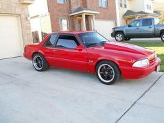 Foxbody notch ford mustang