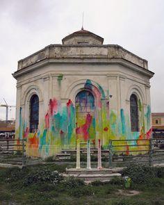 Manchamos Roma y su arquitectura. by misterpiro
