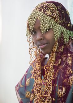 Miss Fayo, An Harari Girl In Traditional Costume, Harar, Ethiopia | Flickr - Photo Sharing!