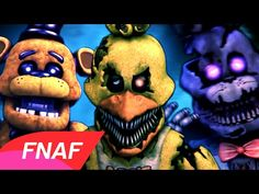 Freddy gets his revenge on Candy by tying him up and forcing him to watch the trailer for Five Nights at Candy's 3 with him. EthGoesBOOM's Facebook: https://...