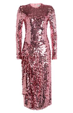 Sequinned Dress detail 0