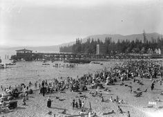 English Bay - City of Vancouver Archives
