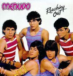 Menudo! - long before Backstreet Boys, Nsync, or One Direction