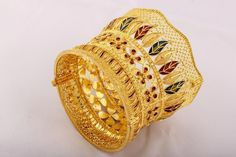 Where Sell Gold Jewelry Info: 6710770774 1 Gram Gold Jewellery, Real Gold Jewelry, Jewellery Box, Glass Jewelry, Luxury Jewelry, Jewlery, Gold Bangles Design, Gold Jewellery Design, Handmade Jewelry Designs
