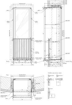 Structural Glass Railing Details Handrails