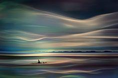 """""""Orcas"""" by Ursula Abresch, via 500px."""