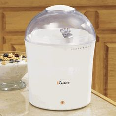 Euro Cuisine 2 Quart Yogurt Maker YM260 timer is just a reminder to when the maker should be unplugged