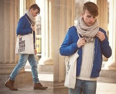 Thoughts  (by Gabriel Wulf) http://lookbook.nu/look/3384611-thoughts