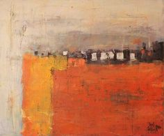 Josef Fekonja Art Abstract art Miscellaneous Landscapes Contemporary Art