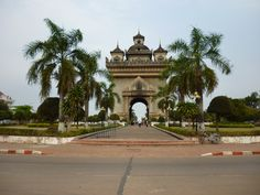 Vientiane, Lao PDR. Probably my favorite place in SE Asia, at this point :)