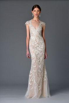 Marchesa Bridal Spring/Summer 2017 Ready-To-Wear Collection | British Vogue