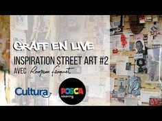 Graff en Live – Inspiration Street Art Posca Street Art, Posca Art, Live, Books, Inspiration, Markers, Pointe Shoes, Roman, Livros