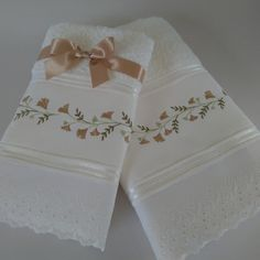 Embroidery Patterns, Machine Embroidery, Bath Towels, Tableware, Green Valley, Beautiful, Nature, Baby, Hand Embroidery