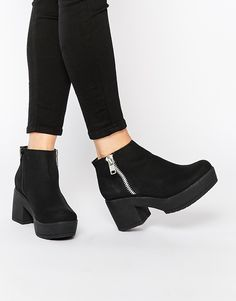 ASOS ROXANNE Chelsea Ankle Boots