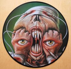 Destruction – Release From Agony vinyl picture disc