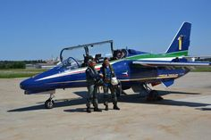 "The Italian Air Force display team ""Frecce Tricolori""  has been testing the Alenia-Aermacchi M-345 HET trainer. Italian Air Force announced October 2013 it would adopt new lightweight M-345 HET, to replace current MB339, which is present mount of the Frecci. M-345 upgrade of the M-311, which is simply improved version of SIAI-Marchetti S-211 developed in 1976."