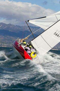 Yacht ⛵️ Racing