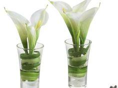 Arreglos Florales Con Calas Finest Arreglo Floral Para Empresas De