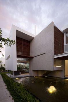 Casa FF / Hernandez Silva Arquitectos / Zapopan, México