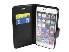 Capa Iphone 6 Plus Carteira Couro - SmartCases - Acessórios para celulares e tablets :) Capa Iphone 6 Plus, Capas Iphone 6, App, Apps