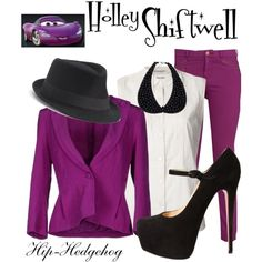 Holley Shiftwell - disney outfit