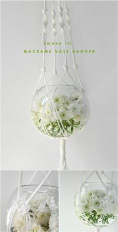 25 DIY Plant Hangers with Full Tutorials - DIY & Crafts
