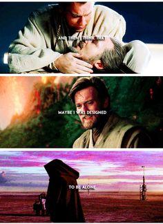 :{{{{ poor Obi-Wan