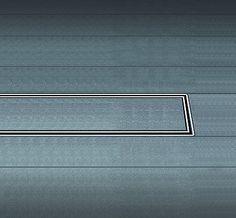 aco drain led shower drain grate | ... INSERT LINEAR SHOWER DRAIN - Shower Drainage - Shower Screens + Panels