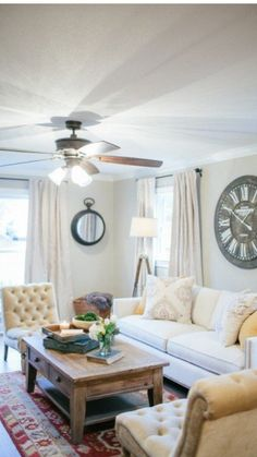 Hgtv Fixer Upper Living Room