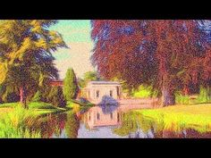 Photoshop: How to Transform Landscape Photos into Beautiful, Impressionist Paintings - YouTube