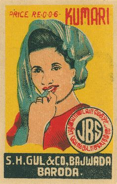 Within this collection, I have included labels made in europe. In the early part of the century, label production in India couldn't fill public demand. Matchbox Art, Vintage India, Graphic Design Posters, Vintage Travel Posters, Vintage Labels, Indian Art, Vintage Advertisements, Poster Prints, The Incredibles
