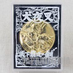 Inuyasha the Movie Sesshoumaru Golden Medal Movic JAPAN TAKAHASHI RUMIKO