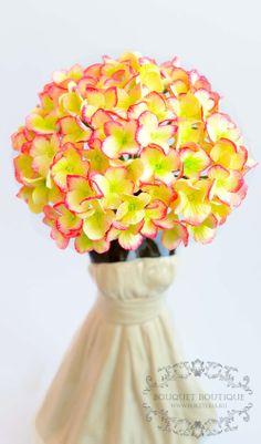 polymer clay flowers, deco clay,www.buketeria.ru,цветы из полимерной глины, интерьерные композиции, цветы из глины, гортензия