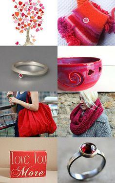 Love Love Love by Paula on Etsy--Pinned with TreasuryPin.com