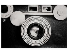 retro argus camera black and white photo print  by oohprettyshiny, $30.00