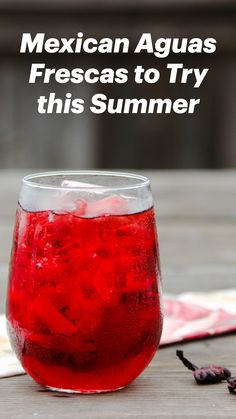 Summer Drinks, Fun Drinks, Healthy Drinks, Fruity Drinks, Beverages, Nutrition Food List, Health And Nutrition, Agua Fresca Recipe, Mexican Drinks