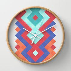 GAUD Wall Clock