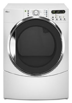 Amana Electric Dryer, NED7500VW, White