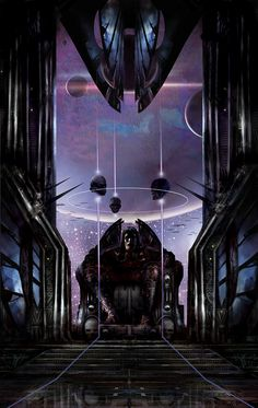 Book Covers Space Fantasy, Sci Fi Fantasy, Science Fiction, Space Opera, Buy Prints, Feature Film, Artist At Work, Dark Art, Digital Illustration