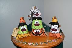 Dracula Frankenstein Halloween Table Decor ~ Halloween Whimsical Table Shelf Party Decor ~ Primitive Folkart Halloween Fall Gift Ideas Halloween Witch Decorations, Whimsical Halloween, Halloween Items, Halloween Signs, Halloween Party Decor, Vintage Halloween, Halloween Pumpkins, Hanging Bat, Fall Gifts