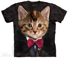 The Mountain - Vampire Kitten T-Shirt, $20.00 (http://shop.themountain.me/vampire-kitten-t-shirt/)