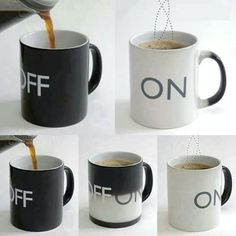 I want this neat coffee cup!