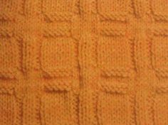 Little Tiles Stitch - Purl Avenue Knit Purl Stitches, Knitting Stiches, Free Knitting, Knitting Patterns, Knitted Washcloths, Bind Off, How To Purl Knit, Stitch Design, Stitch Patterns
