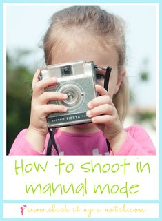 How to shoot in manual mode - the basics, Nikon