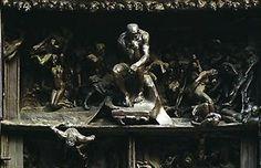 « El arte es contemplación: es el placer de un espíritu que penetra la naturaleza y descubre que también ésta tiene un alma, es la más sublime misión del hombre, puesto que es el ejercicio del pensamiento que trata de comprender el universo y de hacerlo comprender » - Auguste Rodin, Sculptor