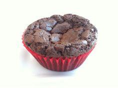 MULLEHUSET.DK: Brownie muffins - og hvis du vil, med skumfiduser