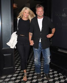 It's a date: The supermodel held hands with rocker boyfriend John Mellencamp while out to dinner at Craig's restaurant in West Hollywood, CA on May 29