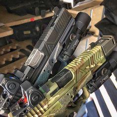 Revolvers, Handgun, Firearms, Roland Special, Salient Arms, Agency Arms, Jay Rock, Assault Weapon, Gun Art